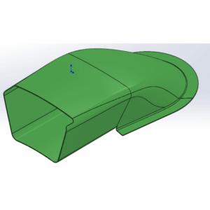 Piece aero 3D -2